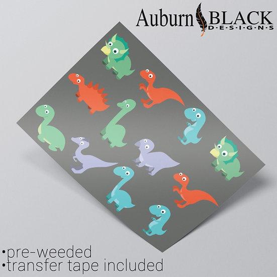 Dinosaur Stickers Set 1