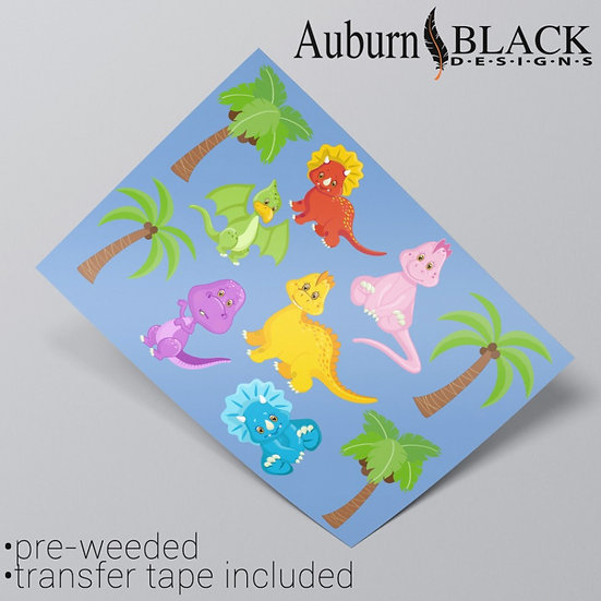 Baby Dinosaurs Stickers