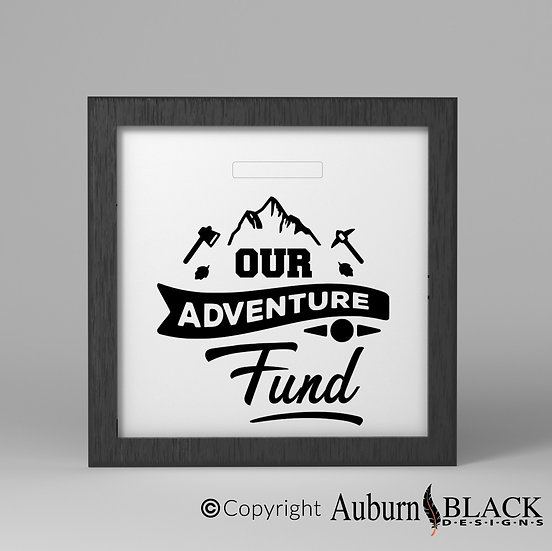 Our Adventure Fund Vinyl Decal
