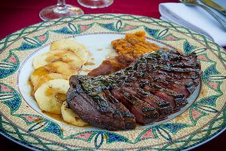 Menu Magret de canard - www.latabledantan.com