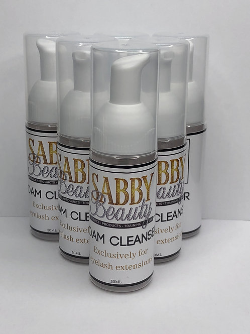 Foam Cleanser Exclusively For Eyelash Extensions