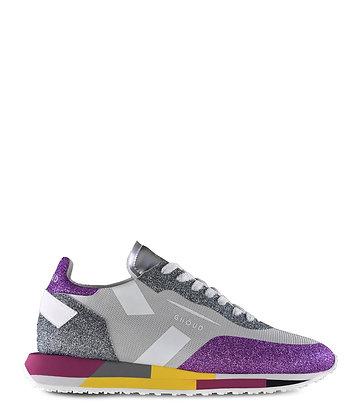 GHOUD - Rush violet glitter