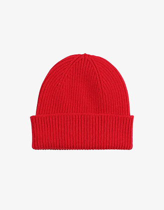 COLORFUL STANDARD Bonnet Scarlet Red