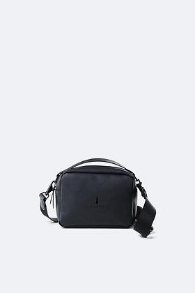 RAINS -Box Bag Black