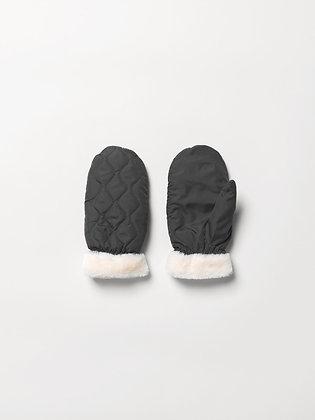 BECK SONDERGAARD Makara Puff mittens