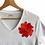 Thumbnail: DEDIKATE - T-shirt fleurs