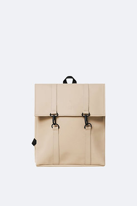 RAINS MSN Bag Mini Beige