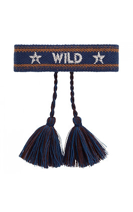 WILD - Bracelet Wildee Navy
