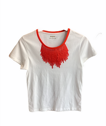 DEDIKATE - T-shirt collier