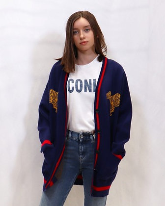 MAISON HAUSSMANN Jacket Midnight Blue