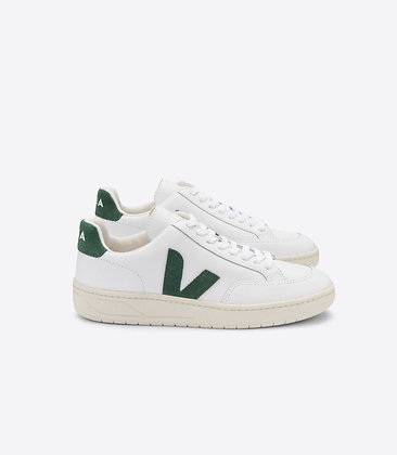VEJA - V12 Leather white cyprus