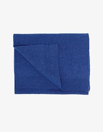 COLORFUL STANDARD Echarpe Royal Blue