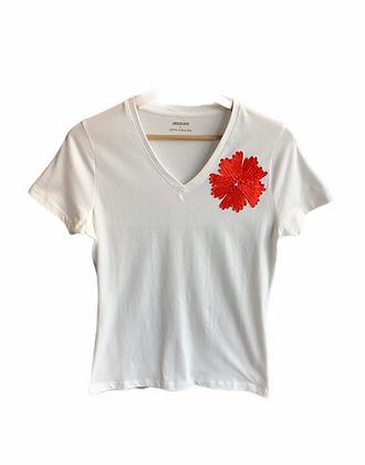 DEDIKATE - T-shirt fleurs