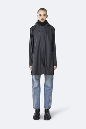 RAINS Aline jacket noir