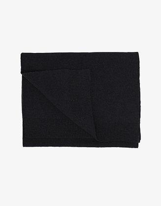COLORFUL STANDARD Echarpe Deep Black
