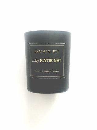 BY KATIE NAT - Bougie Parfumée Extrait n°1