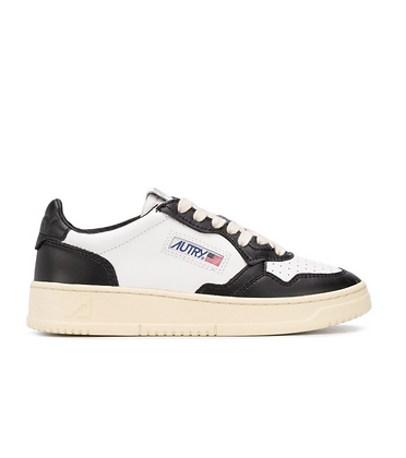 AUTRY ACTION Sneakers Black white