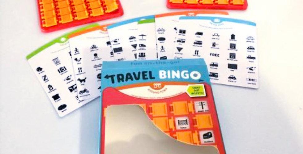 7 and Up: Travel Bingo