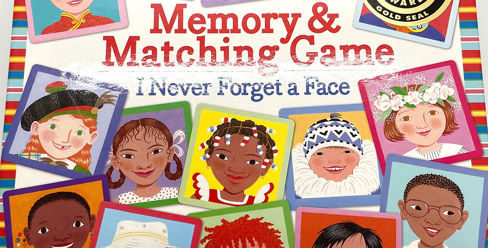 3 and Up: Memory and Matching Game