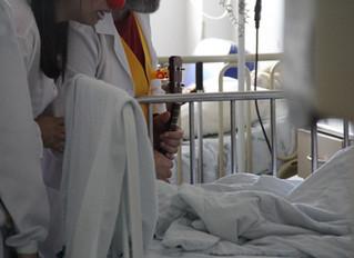 Relato de Hospital #33