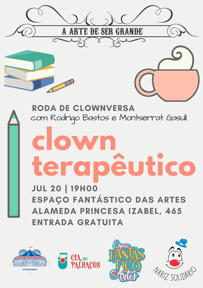 Roda de Clownversa