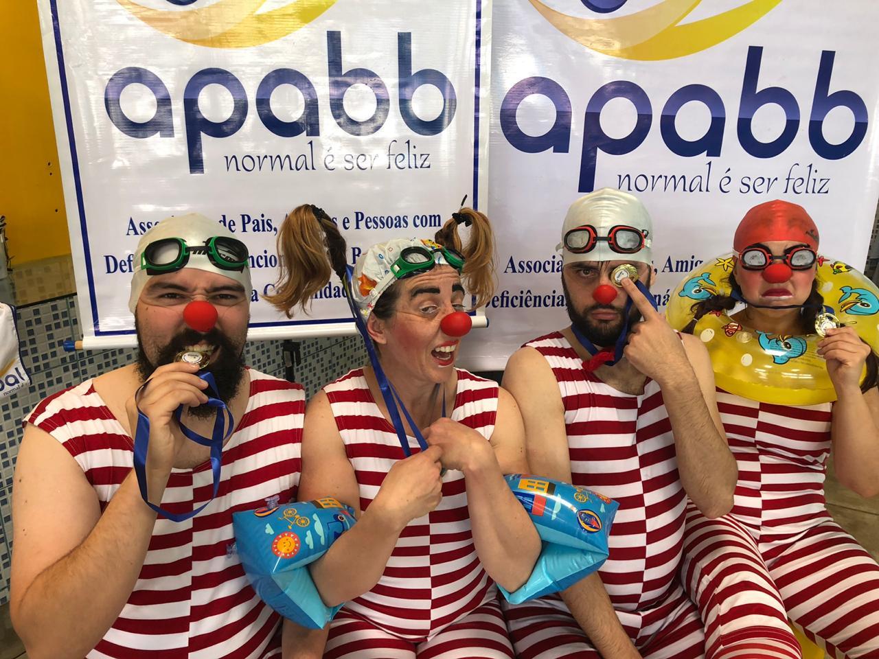 5º Festival de Natação PcD APABB