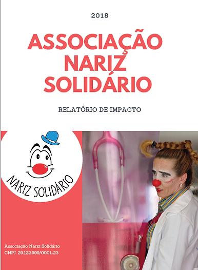 Relatório de Impacto Narz Solidário 2018