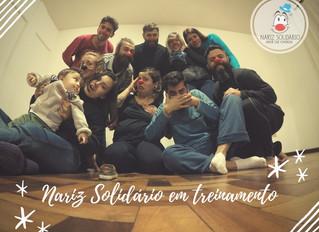Treinamento Nariz Solidário