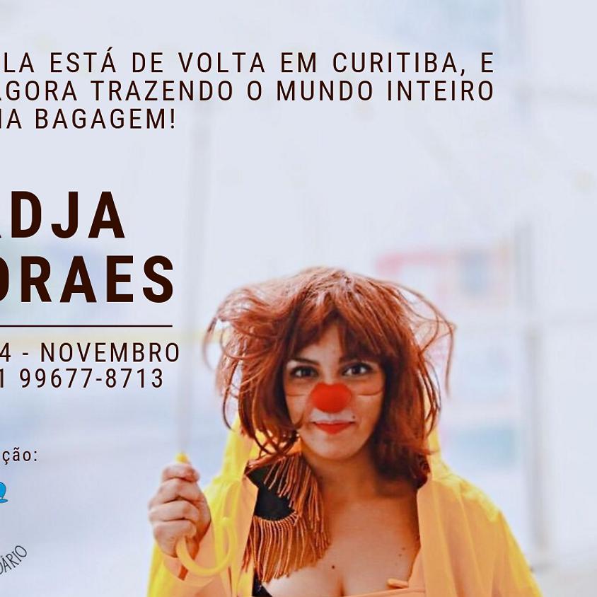Curso de Palhaço Online - Com Nadja Moraes