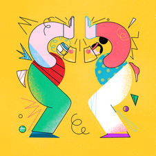 Covi e Dina