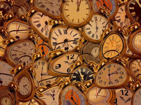 Time is Weird