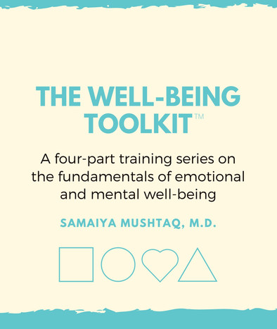 The Well-being Toolkit