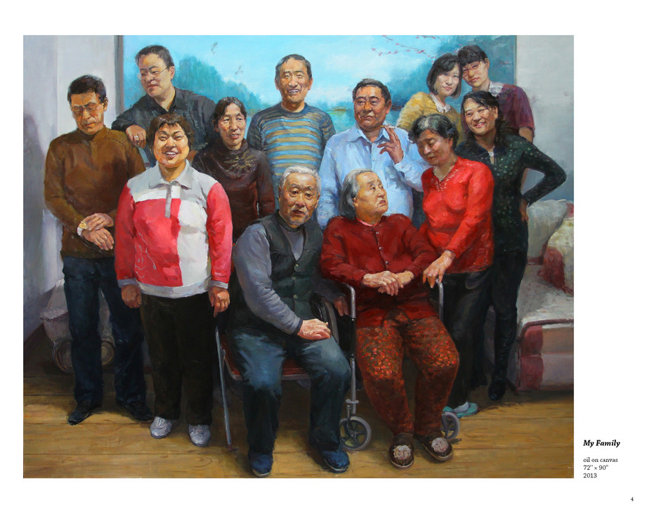 Sisters by TingTing Hsu