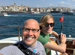 Roughing it in Istanbul, Sept 2019