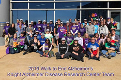 Walk to End AD 2019