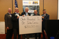 Rotary Club CART Grant Award Mtg