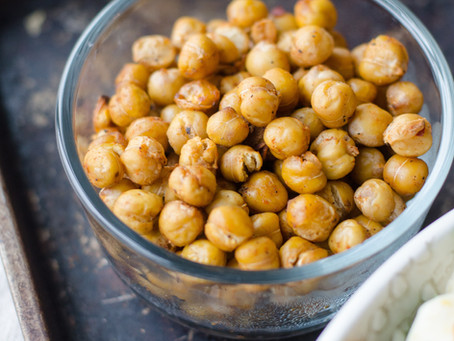 The Humble Chickpea