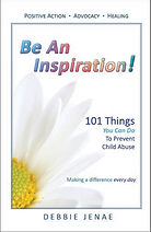 Be An Inspiration! the book by Debbie Jenae