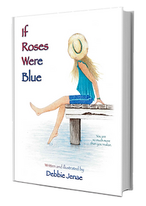 If Roses Were Blue cover hi res transp b