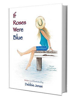 If Roses Were Blue book