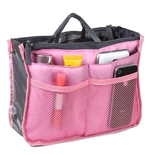 Slip In Bag - Purse Organizer - Pink