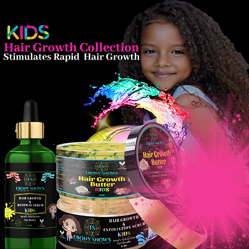 Kids Hair Growth Collection