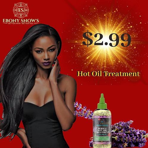 $2.99 Herbal Hot Oil Treatment