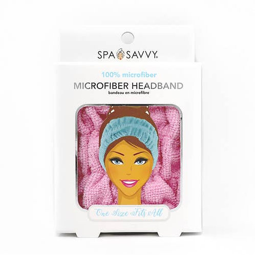 Save the Edges - Shower Headband