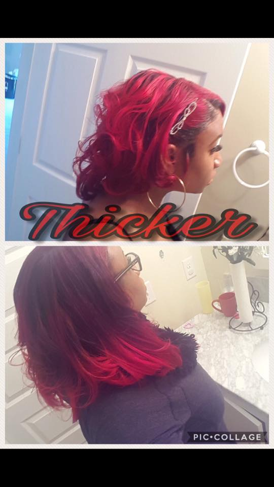 Thicker Hair In Weeks