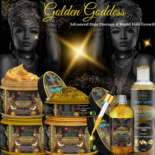 Golden Goddess Collection