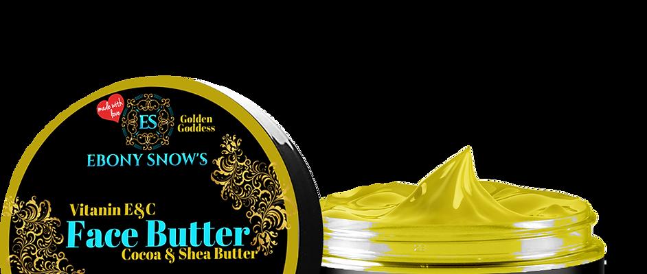 Golden Goddess Face Glow Butter