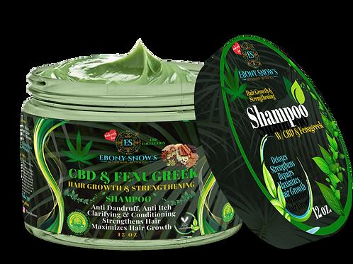 CBD & Fenugreek Shampoo
