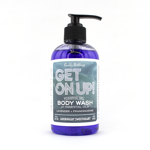 Good Night Sweet Heart - Pure Essential Oil Body Wash