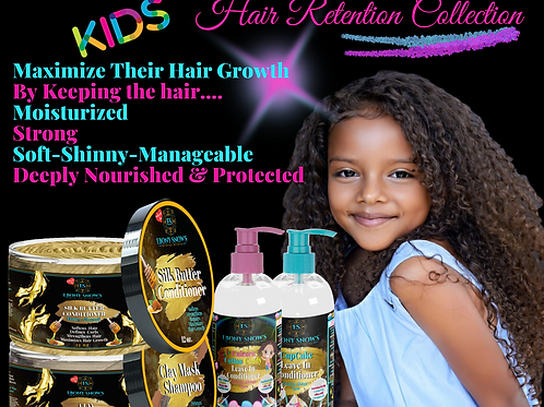 Kids Hair Retention Collection